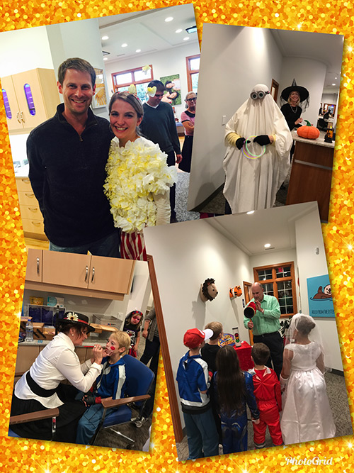 Halloween 2017 at Portage Pediatric Dentistry