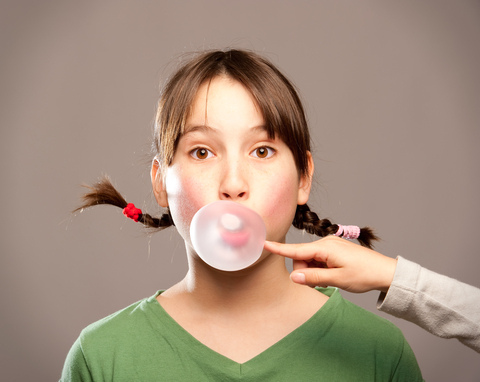 dental chewinggum - Getting to the Bottom of Chewing Gum Myths
